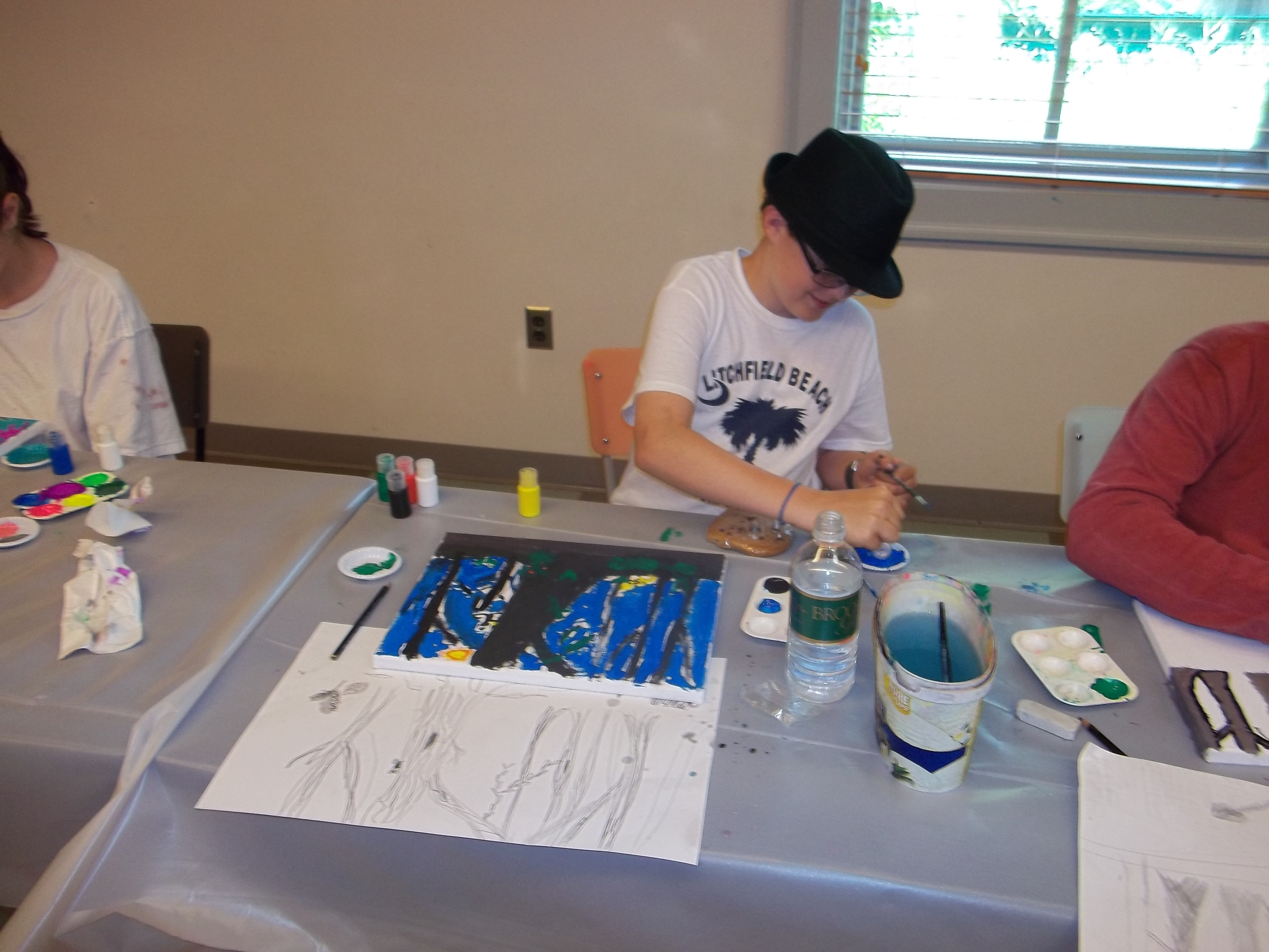 Brookgreen Art Camp