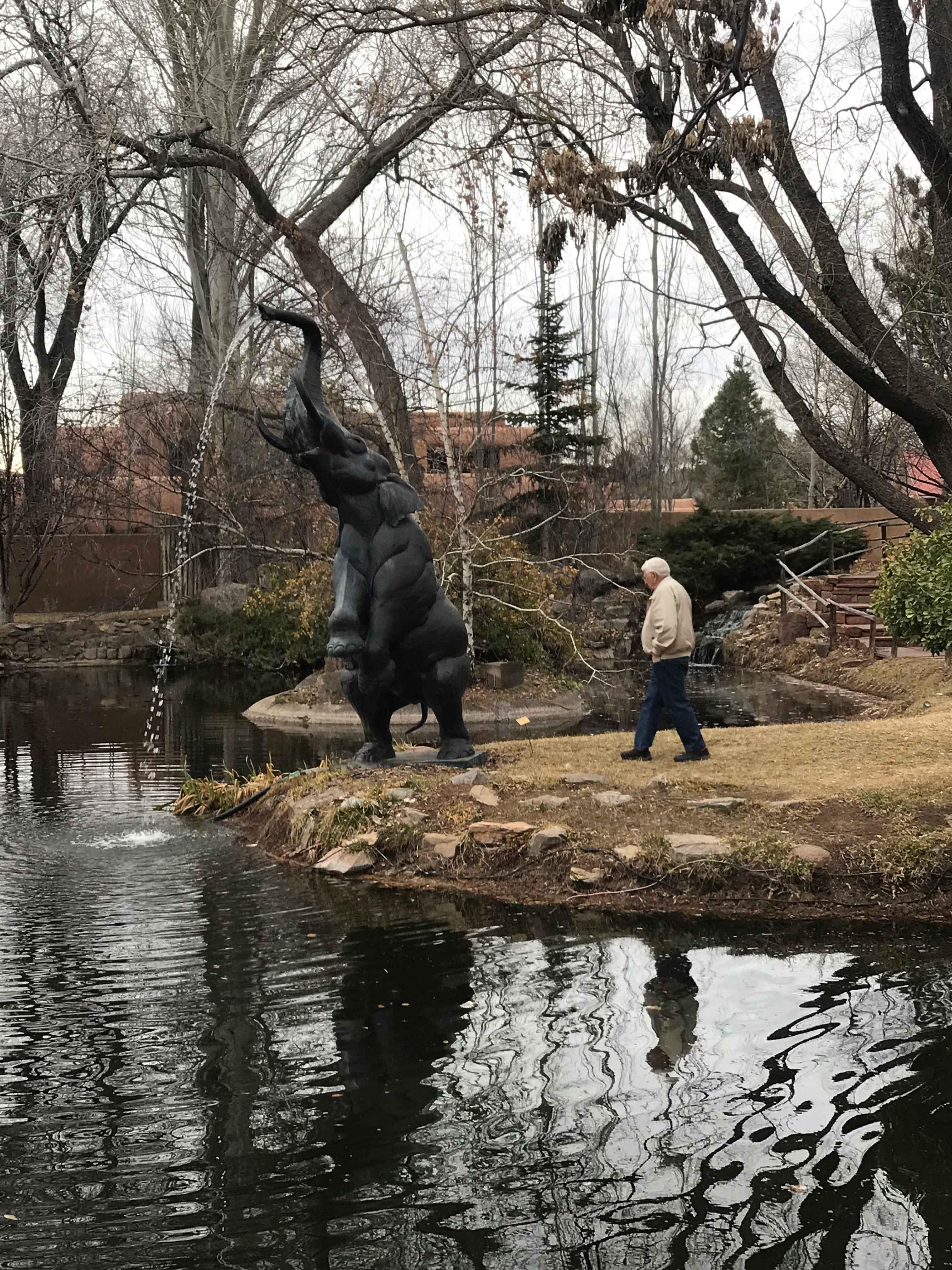 Matteucci Sculpture Garden