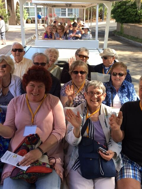Group Tours Brookgreen Gardens